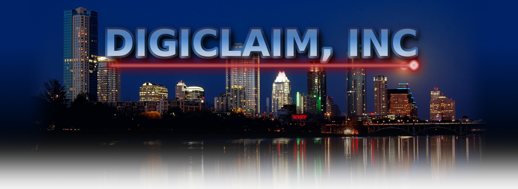 DIGICLAIM, INC. - Pioneering advanced 3D imaging for the property and casualty insurance industry